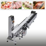 Multistage Weigher for Sea Food