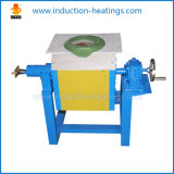 Professional Induction Metal Melting Automatic Tilting Furnace