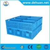 Plastic Turnover Box Plastic Case for Transport