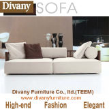 Modern Living Room Furniture Fabric Combination Sofa
