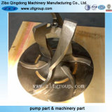 Investment Casting Stainless Steel /Carbon Steel Pump Part