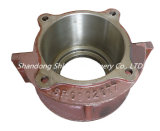 CNC Machining Parts Cast Iron Sand Casting for Railway