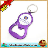 Custom Metal Bottle Opener with Keychain (TH-06921)