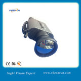 Binocular Portable Thermal Monitoring Night Vision Cameras with 2.5km Range