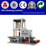 Two Color Printed Mini Film Blowing Machine