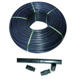 PE Drip Tube with Emitter Inside for Greenhouse, Landscaping, Crops