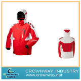 Fashion Winter Sport Slim Ski Wear with Pockets