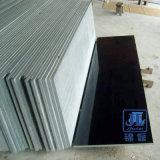 Natural Absolute Black Granite Slab Stone Tile for Floor Contertop