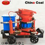 China Supplier Pz-7 Dry Mix Concrete Spraying Shotcrete Machine