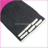 Double Side Adhesive Human Remy Hair Extensions