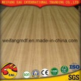 3mm Best Quality/Price E0 Glue Teak Plywood