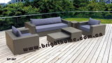 Modern Outdoor Rattan Sofa (BP--867)