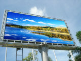 Outdoor Island Use Anti-Rust LED Advertising Display