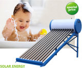 Non Pressure Solar Hot Water Heating System Vacuum Tube Solar Water Heater