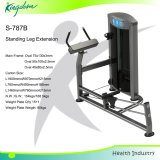 Body Building Standing Fitness Equipment Leg Extension