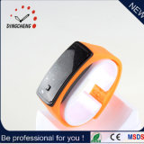 2015 Fashion Charm Yellow LED Wrist Watch (DC-901)