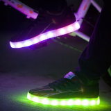 Sek Original Professional Fashion Flashing LED Shoes, Lights up Casual Shoes for Adult