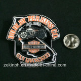 Commemorative Custom Made Motor Cycle Name Badge