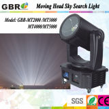 5000W Moving Head Color Changing Sky Search Light
