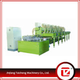 Rubber Sole Full Automatic Hydraulic Foaming Moulding Machine