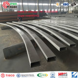 304 316 321 Seamless Stainless Steel Pipe for Contruction