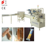 Single Row Biscuit on Edge Packing Machine
