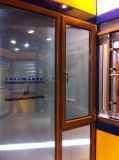 Aluminum Clad Wood Swing Window (LM55D)