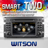 Witson Car DVD Radio Player for Smart Fortwo 2010-2011 (W2-C087)