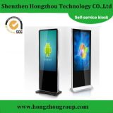 LCD Touch Screen Self Service Kiosk for Advertising Ce Approved