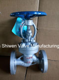 High Performance Rising Stem DIN Globe Valve Pn25