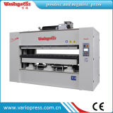 Veneer Vacuum Membrane Lamination Press Machine