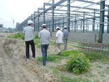 Low Cost Easy Install Prefab Steel Structures