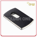 Fashion Desossed Logo PU Leather Name Card Case