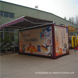 Fully Equipped Container Restaurant, Mobile Kitchen