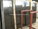 Popular Black Wood Grainy Marble Tiles for Floor, Bathroom, Wall