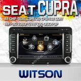 Witson Car DVD for Volkswagen Scirocco (2008-2011) /Transporter (T5) (2010-2011) /Caddy (2004-2012) /Amarok (2010-2011) /Seat Leon, Cupra (2005-2010) (W2-C004)