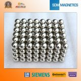 Permanent Thin Rare Earth Ball Various Shapes/Color Industrial Magnet