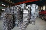 Pure Lead Ingot 99.9%, Antimony Lead Ingot, High Quality Ingot