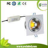Square 15W COB LED Downlight with Factory Prices