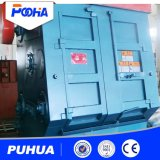Q32 Series Rubber Belt Tumble Shot Blast Machine