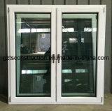 Double Glazing Aluminium Clad Wooden Window