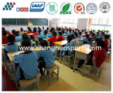 Comfortable Classroom Flooring with Effective Silencing Function