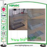 Movable Wire Folding Stacking Basket