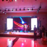 High Definition Superthin P4 LED Strip Display Screen for Stage