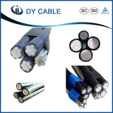High Quality ABC Cable PVC/XLPE Insulated Overhead Aerial Bundled Cable
