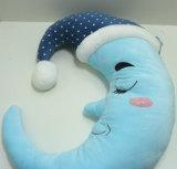 Emoji Plush Toy Soft Stuffed Pillow Moon Stuffed Toy