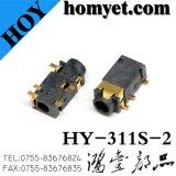 3.5mm 6pin SMD AV Jack/Phone Socket (HY-311S-2)