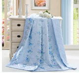100% Cotton Summer Quilt for Bedding (T136)