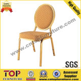 Hotel Metal Banquet Stacking Dining Chairs