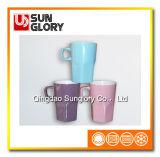 Abnormity Glazed Porcelain Mug of Syb059